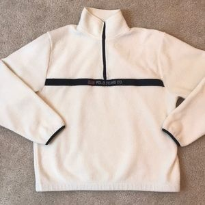 Vintage Polo Ralph Lauren Fleece Pullover Medium